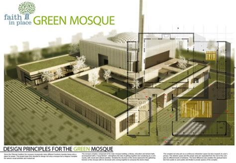 Kitchen Design Competition 5 spectacular eco mosques of the world green prophet