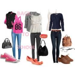 Back To School Wardrobe by Back To School Ideas Fashion Fink