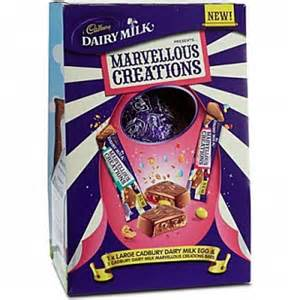marvellous creations easter egg cadbury chocolate