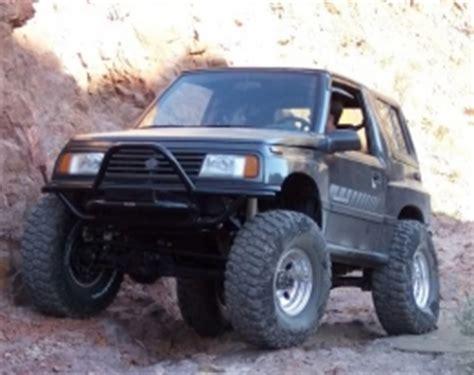 Trail Tough Suzuki Stuff Suzuki Sidekick Trail Tough Solid Axle By Orvacian