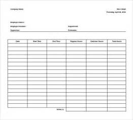easy timesheet template 20 ms word timesheet templates free free
