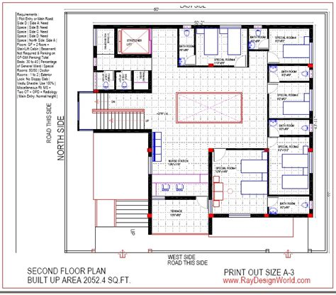 hospital layout plan szukaj w google architecture plan of a hospital best hospital design in 3300 square