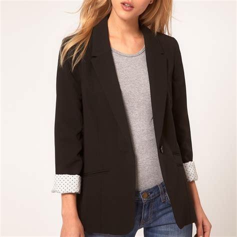 Blazer Salur List Black 10 best black blazers rank style