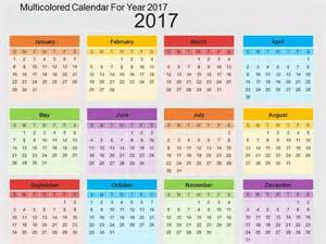 happy new year 2017 calendar weneedfun