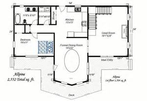 Log Cabin Floor Plans And Pictures by Allpine Colorado Log Homes Log Home Floor Plans
