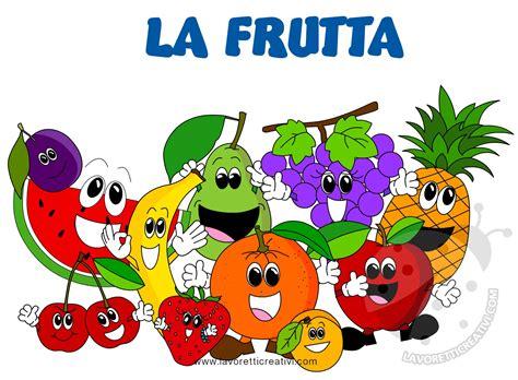 immagini clipart bambini la frutta immagini per bambini da stare
