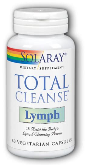 Detox Lymphs During Lymphoma by Total Cleanse Lymph 60 Vcaps