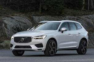 Volvo Sc60 Volvo Xc60 2017 Suv Revealed Official Pictures Auto