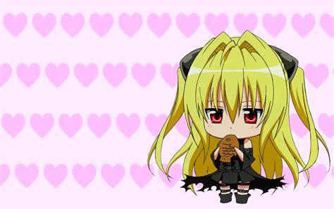 wallpaper hd anime chibi to love ru full hd fondo de pantalla and fondo de