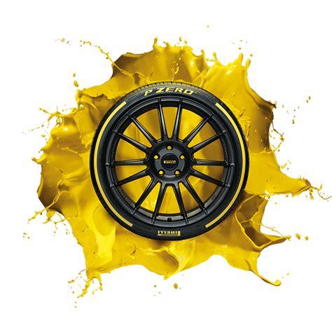tire color pirelli