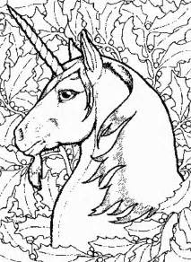 unicorns 9 fantasy coloring pages amp coloring book
