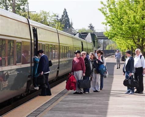 boarding salem oregon oregon department of transportation oregon passenger rail contact us