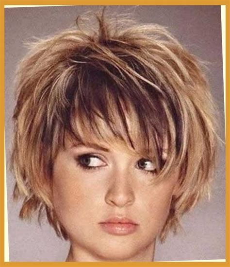 hairstyles for overweight women over 30 50 inspired womens short haircuts for round faces