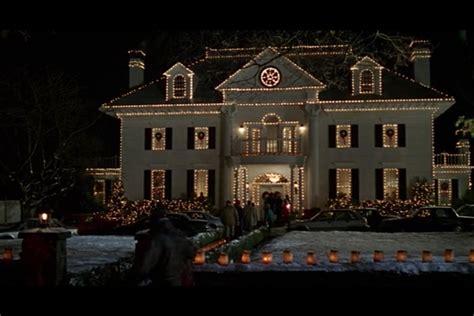 jumanji movie house jumanji house night view christmas decor dream home