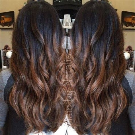 highlights for indian women what hair color and style streaks highlights suits a
