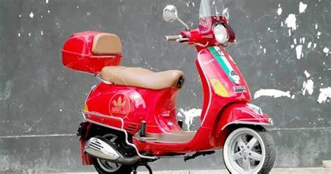 Foto Modifikasi Vespa Sport by Motor Sport Koleksi Foto Modifikasi Vespa Klasik Paling