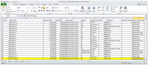 Task Tracking Using Python And Arcgis Zekiah Technologies Inc Excel Task Tracker Template