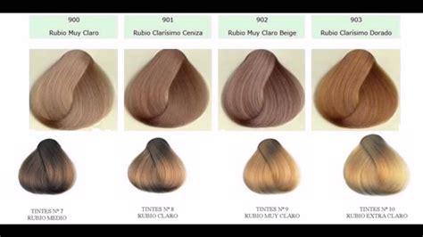 numeros de tintes para el cabello como aplicar los tintes rubios s 250 peraclarantes n 250 meros 900