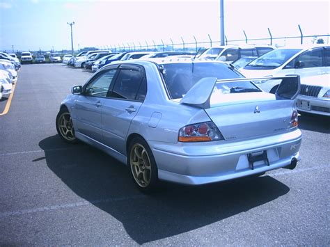 mitsubishi evo gsr 2003 mitsubishi lancer evo 8 gsr prestige motorsport