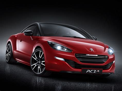 Peugeot R Official Photos Of 2014 Peugeot Rcz R Released