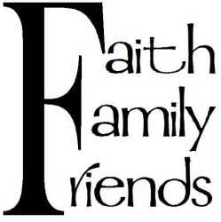 Wordswherever vinyl lettering faith family friends