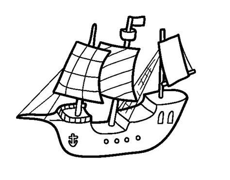 barco animado blanco y negro dibuix de vaixell de joguina per pintar on line dibuixos cat