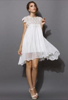 Dress White Pretty 1000 images about dresses white on white