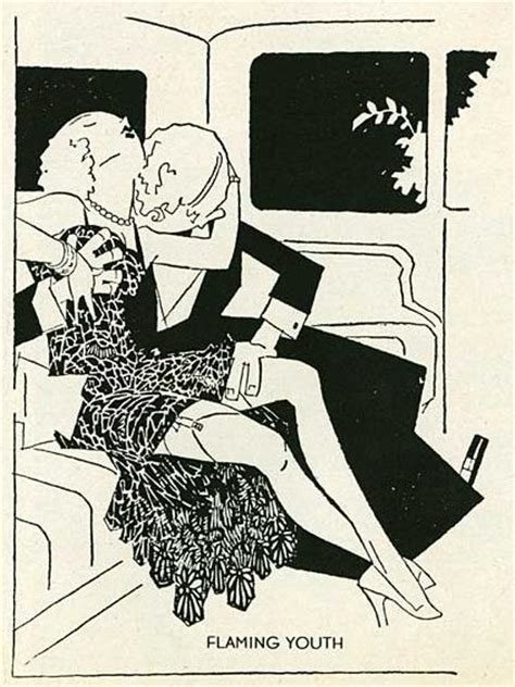 flaming youth fads of the 1920 s the flapper girl john held jr flaming youth 1932