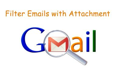 How To Search Emails With Attachments In Gmail Tip How To Search Emails With Attachment Only In