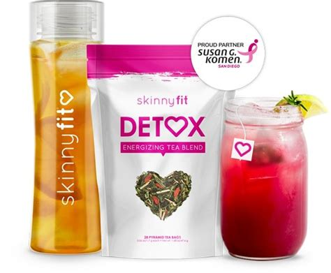 What Does A Detox Tea Do For You by Skinnyfit Detox All Non Gmo Superfood Weight