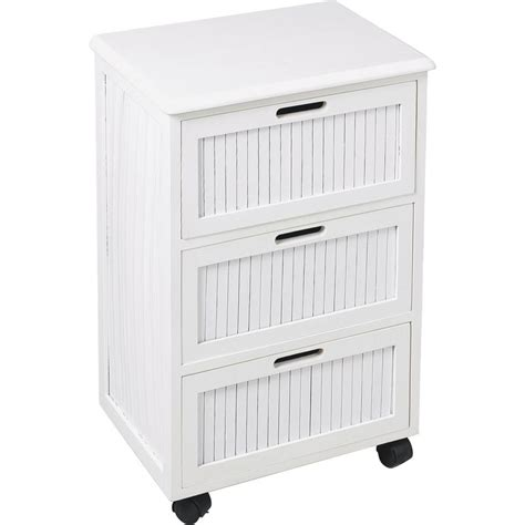 Commode Tiroir by Commode Blanche 3 Tiroirs