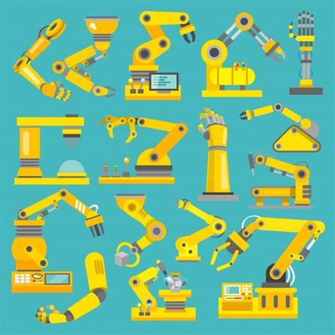 design for manufacturing en espanol robot vector fotos y vectores gratis