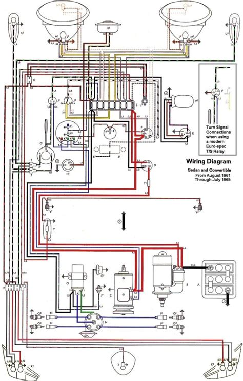 2001 vw beetle wiring diagram wiring diagram with
