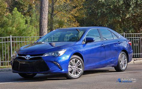 Toyota Camry Se 2015 2015 Toyota Camry Se Hybrid