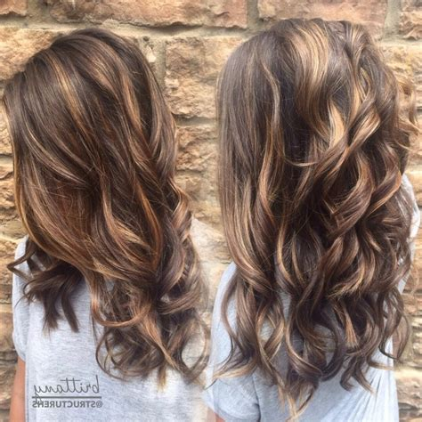 medium brown hair lowlights images of medium brown hair with caramel highlights best