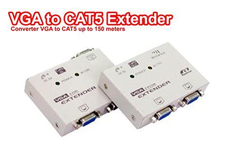 Harga Kabel Vga 50m converter vga to cat5 rentalalat