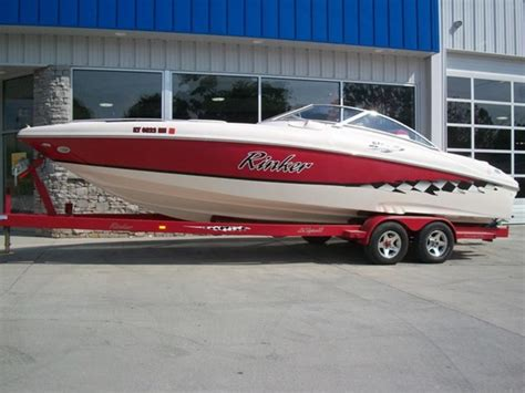 rinker boats for sale in kentucky rinker new and used boats for sale in ky