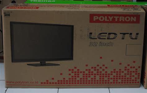 Tv Lcd Polytron Xcel Multimedia led indahelektronik