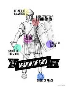 armor of god free printable