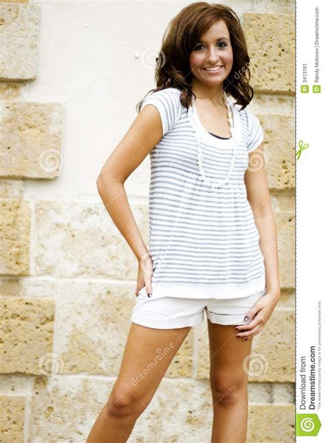casual model girl casual teen fashion model stock image image 3413161