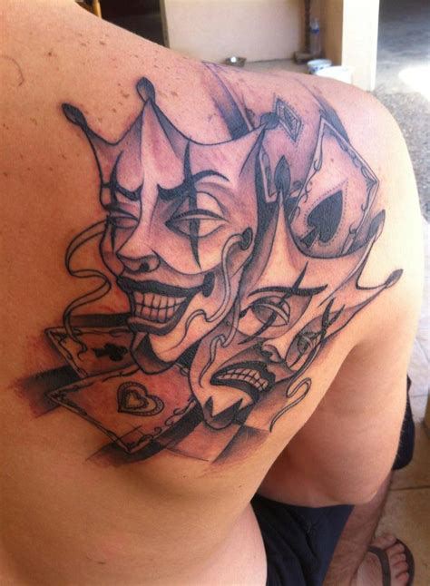 drama mask tattoo drama faces www pixshark images galleries