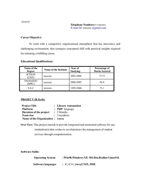 resume for mba graduates best resume collection