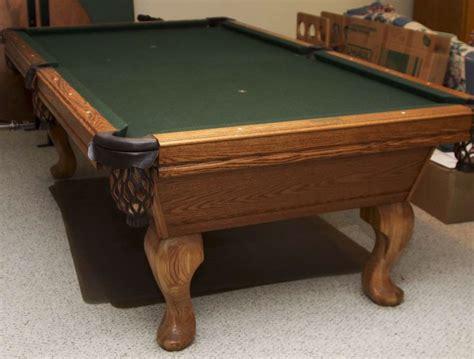 olhausen pool table olhausen pool table model