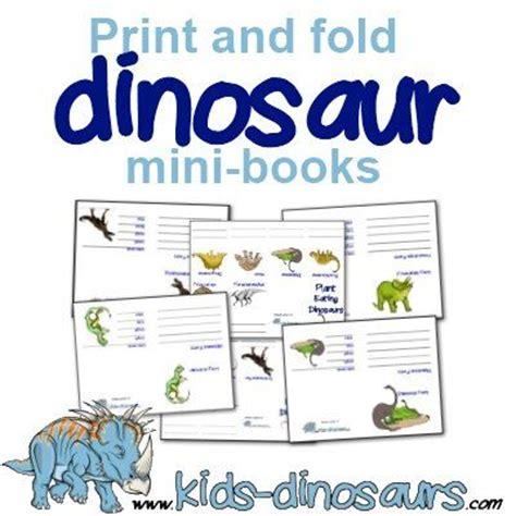 books printable free free dinosaur printable mini books
