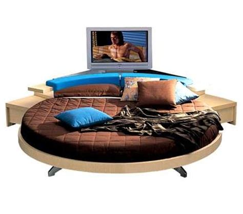 bed spins mobelform rotating bed only 7100