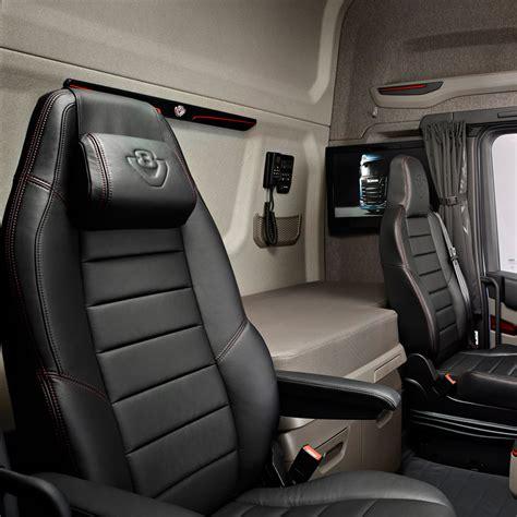 scania vrachtwagen interieur design scania deutschland