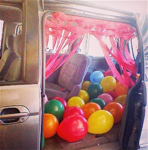 last day for decorations be different act normal last day of school car decoration