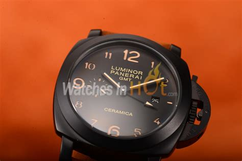 Officine Panerai Luminor Luminor Pam 441 Swiss Clone 1 1 Ceramica panerai 441