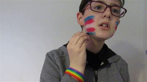 makeup tutorial transgender transgender pride makeup tutorial youtube