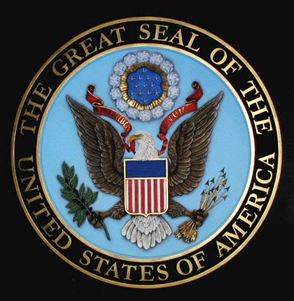 The Greatest American Emblem The Great Seal